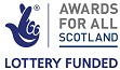Funded by Awards for All Scotland.